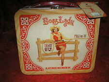 RARE Collectible Boss Lady Metal Lunchbox, 2006, Mint With Tags