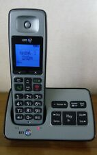 BT 2500 Single Digital Cordless phone with answering machine and Speaker Phone