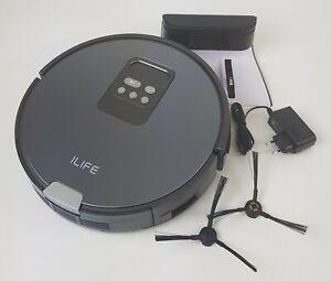 Staubsauger Roboter Saugroboter mit Wischfunktion, ILIFE V80 ,  Gebraucht