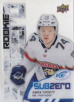 17-18 UD Ice Owen Tippett Rookie Sub Zero Panthers Subzero 2017