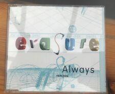 Erasure - Always - REMIXES 4 Track CD Single