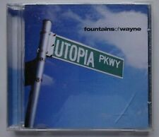 FOUNTAINS OF WAYNE Utopia Parkway - Atlantic CD (1999) Pkwy