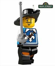 LEGO Minifigures Series 4 8804 Musketeer NEW