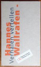 Hannes Wallrafen - Verhalen vertellen - Flip Bool - Lies Ros -  Veenman - 2006