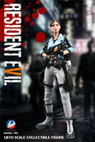 DIIBTOYS 1/6 Resident Evil Jill Valentine Female Figure BSAA Ver. CollectibleToy
