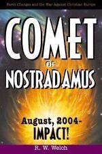 New, Comet Of Nostradamus, R.W. Welch, Book