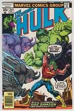 L4374: Incredible Hulk #218, Vol 1, NM/M Condition