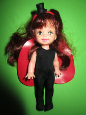 B1144) vieux originaux Barbie Beetle Shelly Melody comme Coccinelle Mattel Kelly Club