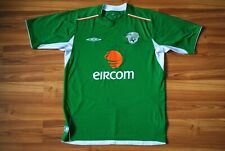 REPUBLIC OF IRELAND NATIONAL TEAM 2004/2006 HOME FOOTBALL SHIRT JERSEY SMALL