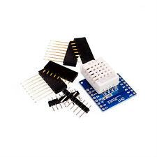 Wemos DHT Pro Shield DHT22 Sensore Umidità e Temperatura per Wemos D1 Mini