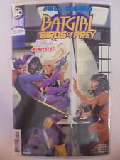 Batgirl and the Birds of Prey #20 A Cover DC NM Comics Book