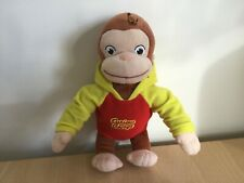 "CURIOUS GEORGE 7"" COMFY COZY PLUSH TOY PLAY ALONG VERY RARE HTF"