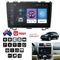 Android 9.1 Quad-core Head Unit 2+32GB Stereo Radio GPS FM WIFI 4GFor HONDA CRV