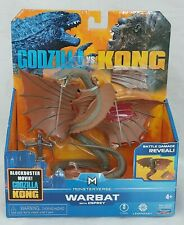 Playmates Godzilla Vs Kong Monsterverse ca. 15cm Actionfigur Warbat mit Osprey