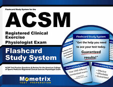 Flashcard System for the ACSM Registered Clinical Exercise Physiologist Exam