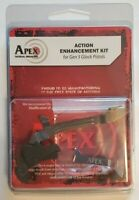 Apex Tactical 102-116 Action Enhancement Kit for Gen 5 Glock Pistols - Black