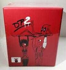 DEADPOOL 2 [4K UHD+ 3D +2D] Blu-ray STEELBOOK MANIAC'S BOXSET [FILMARENA] #051