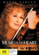 Music Of The Heart (DVD, 2009)