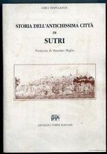Storia dell'antichissima città di Sutri, Ciro Nispi-Landi