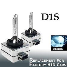 2 NEW! D1S 8000k Factory OEM HID Replacement Xenon Car Headlight Light Bulbs