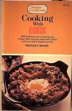 B00070T90A Cooking with eggs (Variety cookbooks)