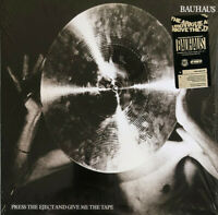 Bauhaus - Press The Eject And Give Me The Tape (Vinyl LP) NEW/SEALED