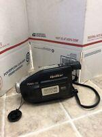 Quasar VM-L153 VHS-C Camcorder Palmcorder 700x Digital Zoom Panasonic No Battery