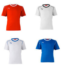Puma Boys/Girls T-Shirt Football Running Sports Ages 5 Years up to 15 Years