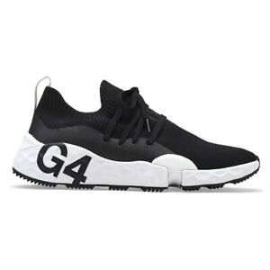 NEW G/Fore Mens MG4.1 Spikeless Golf Shoes Onyx Black - Choose Your Size!