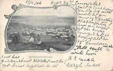 Jagersfontein South Africa Scenic View Antique Postcard J46781