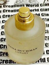 DANA BUCHMAN LUXURY PERFUME SPRAY FOR WOMEN - 1.7 OZ/50 ML - NO BOX - NO CAP