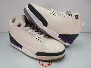 Nike Air Jordan III 3 Retro KOBE PYTHON JACK THE RIPPER CUSTOM 10