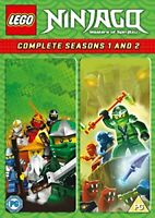 Lego Ninjago Masters of Spinjitsu Complete Season 12 [DVD] [2015]
