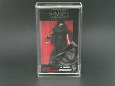 "1 x GW Acrylic Display Case for 6"" Star Wars Black Series (GW Acrylic AVC-001)"