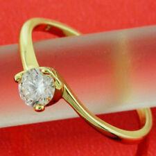 Handmade Diamond Solitaire Fashion Rings