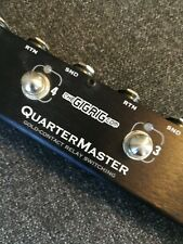The Gig Rig Quartermaster 6 | TheGigRig QMX-6 True-Bypass Effects Pedal Switcher