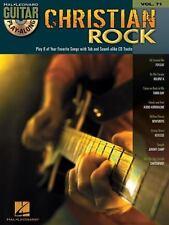 Christian Rock Guitar Play-Along Vol.71 Bk/Cd, Hal Leonard Corp., Good Book