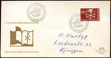 Netherlands 1964 Bible Society FDC First Day Cover #C27169