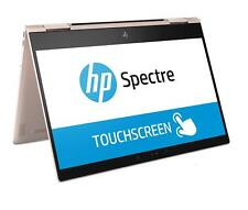 "HP Spectre X360 13.3"" FHD Touch 8th Gen i7 4.0GHz 16GB 360GB SSD Laptop 2-in-1"