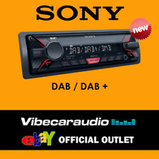 SONY DSX-A300DAB - Car DAB + RDS Tuner Radio USB AUX Stereo iPhone Android