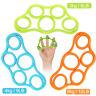 3 set Finger Stretcher Hand Exercise Grip Strength Resistance Bands Training HOT