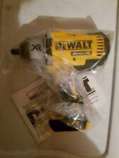 """Dewalt DCF899B 20v MAX* XR Brushless 1/2"""" Impact Wrench, Detent (Bare Tool Only)"""