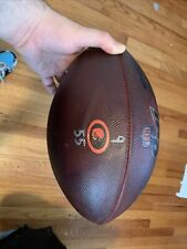Game Used Cleveland Browns Football Vs New York Jets 9/16/2019