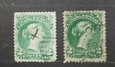 Canada Stamp #24  U