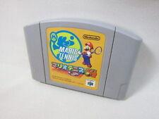 Nintendo 64 MARIO TENNIS Import JAPAN Video Game Cartridge Only n6c *