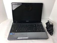 """Toshiba Satellite L755-S5311 15.6"""" Laptop/Notebook i3-2330M 2.2GHz/500GB/4GB/W7"""