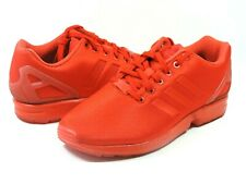 Adidas AQ3098 ZX Flux Men's Running Shoes classic  Trainers Nylon Red New