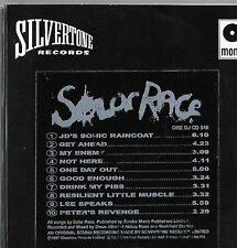 SOLOR RACE - 10 TRACK RARE PROMO CD(MY ENEMY & LEE SPARKS)