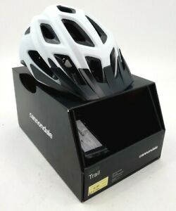 Cannondale Trail Adult Cycling Helmet White Large/Extra Large