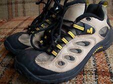 Merrell Womens Size 7.5 (UK 5) EU 38 Reflex/Birch Yellow Hiking Shoes
